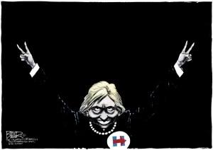 Hillary Rodham Nixon